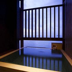 露天風呂付和洋室【波瑠香】TypeA(60平米)