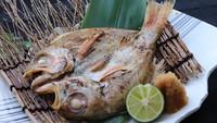 【1泊2食】高級魚『のど黒姿汐焼き』と『国産牛サーロイン』魚も肉も贅沢に♪