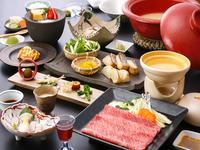 【佐賀牛A5等級】メイン料理をセレクト会席