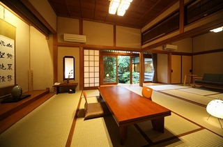■無料貸切露天風呂付き『鍋島藩ゆかりの別邸内庫所:準貴賓室』