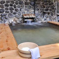 お部屋食『2食付湯ごもりプラン』源泉かけ流し&名物温泉サウナ蒸し風呂を堪能