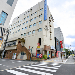 【素泊まり】宮崎県庁や市役所まで徒歩圏内☆ビジネス・観光の拠点に♪(和室利用)
