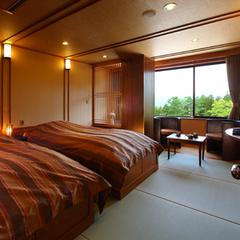 ☆リニューアル客室宿泊プラン☆ 最上階南アルプス一望の客室確約