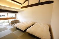KURA05 檜露天風呂付 クリエイティブツイン(46平米)