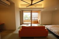 SAKURA04 檜露天風呂付 畳ツイン(50平米)