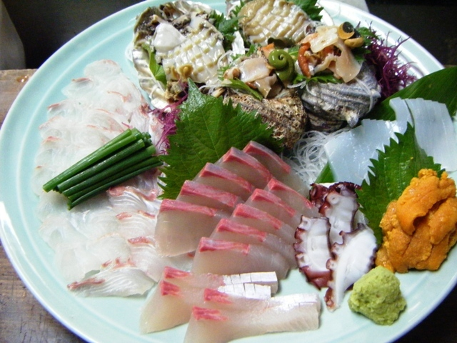 浜のおもてなし「漁師の海席料理飯」プラン