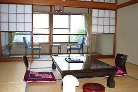 入江を望む和室10畳