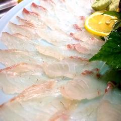≪日本酒にあう一品≫アワビの柔らかさ、旨さにうふふ♪切り方で変わる鯛刺しの魅力驚きプラン【春得】