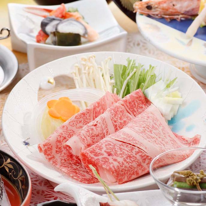 【基本プラン】旬の味に彩りを添える「佳松園会席膳」標準客室タイプ