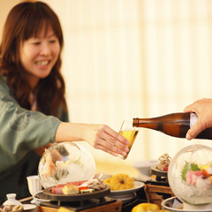 【基本プラン】特選佳松園会席膳 客室三間タイプ