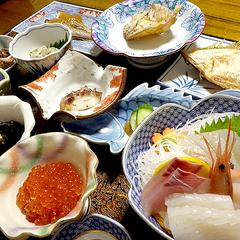 【2食付】スタンダード◆直送海の幸に感動/料理8〜9品