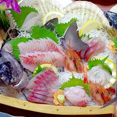 【ポイント10倍】2食付★グレードアップ♪舟盛り付!/1日2組限定