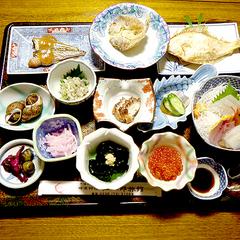 【2食付】グレードアップ★厳選食材!/料理10品前後