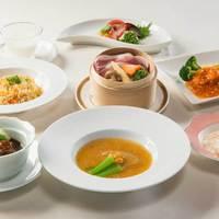 【人気の中国料理フルコース】こだわりのディナーコースをレストランで