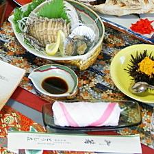鳥羽答志島★海幸★一泊二食付16200円コース「現金特価」