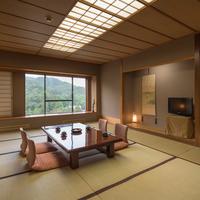 【喫煙可】和室15畳広間(小宴会場部屋)|湯めぐり満喫