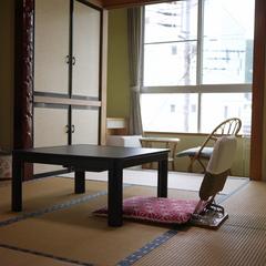 和室7.5畳バス・トイレ付【wi-fi接続無料】
