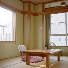 和室6畳バス・トイレ付【wi-fi接続無料】