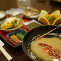【1泊朝食付】お目覚めは美味しい干物とお味噌汁♪