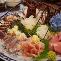 【1泊2食付】新鮮な海の幸をお腹いっぱい堪能プラン★