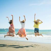 【夏の学割】夏だ!旅行だ!アオハルだ!皆で楽しむ夏の青春!釣り竿OR色浴衣付き(平日7700円〜)