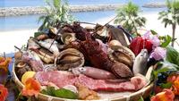 【体験グルメ】目の前の海で釣り体験♪釣れたお魚は料理長が調理して夕食でご提供!おまかせグルメ