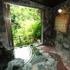 【おまかせ】階段あり!谷川岳側源泉かけ流し露天風呂付客室禁煙