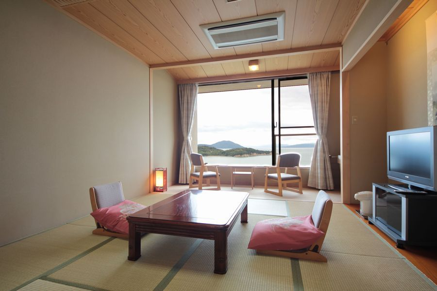 Ocean View Japanese-Style Room 16 to 20 Sq M