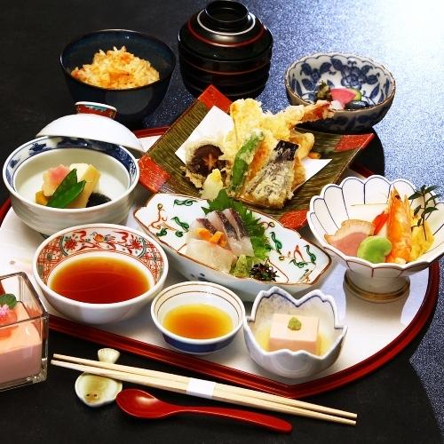 【2食付】お膳で提供なので安心!ご夕食は沼津の特選和食♪1泊2食付・ファミリー歓迎プラン