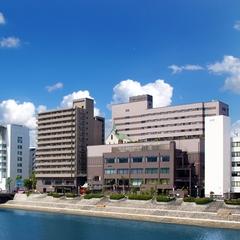 沼津リバーサイドホテル 外観