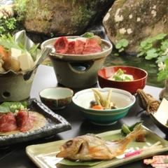 【グレードアップ】四季を味わう『道祖神鍋』グルメプラン!特典付[1泊2食付]