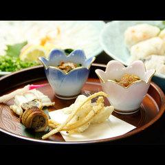 宮島来たら食べんといけんよ♪元祖★【穴子しゃぶしゃぶ】広島にきんしゃい★