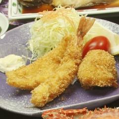 名鉄海上観光船20%OFF【旬魚姿造り×タコ丸茹】料理自慢とくがね会席《1泊2食付》