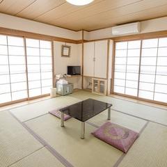 和室8畳【1名様〜】館内wi-fi完備。大浴場利用でゆっくり