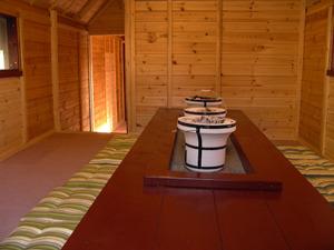 牛炭火焼プラン!野外、屋内個室で気兼ねしないで一年中バーベキューが楽しめます