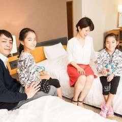 家族旅行・学生旅行にオススメ☆▼最大ベッド4台6名様までOK!みんなでわいわいコネクトルーム▼