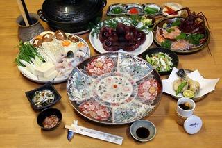 ・゜:*:゜10〜3月限定!ふぐ料理・゜:*:゜〜美食家もうなる本場のとらふぐ料理〜