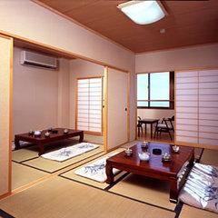 海の見える・太平洋に面した眺望抜群の和室(特別室)