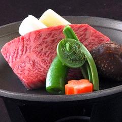 常陸牛ステーキ、舟盛り付プレミアムグルメ・グレードアッププラン☆《水族館割引券あります♪》