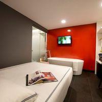 【スタンダード ポイント2%】シックなデザインの客室!ジューチアットエリアのエコノミーホテル