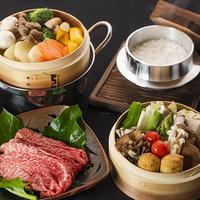 カップル【2食付】お寺に泊まって地元の新鮮な野菜!こだわりの島根和牛が食べられちゃうよくばりプラン