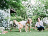 【大型犬もOK♪専用ドッグラン付】和室+ダブルベッド