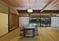 【温泉付特別室:竹翠亭】数奇屋造 和室