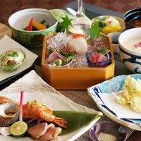 <夕朝食付>スタンダード和食会席プラン〜料理長おすすめ!旬の味覚を満喫