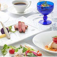 <夕朝食付>スタンダード洋食フルコースプラン〜高原リゾートで眺望と食を楽しむ