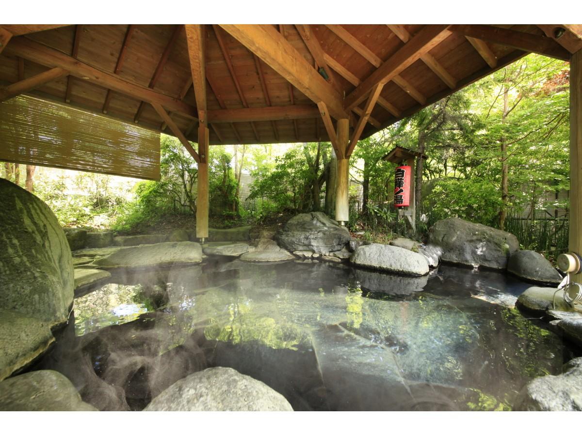 信州佐久 春日温泉 自然体感リゾートかすがの森 旧)かすが荘 関連画像 1枚目 楽天トラベル提供