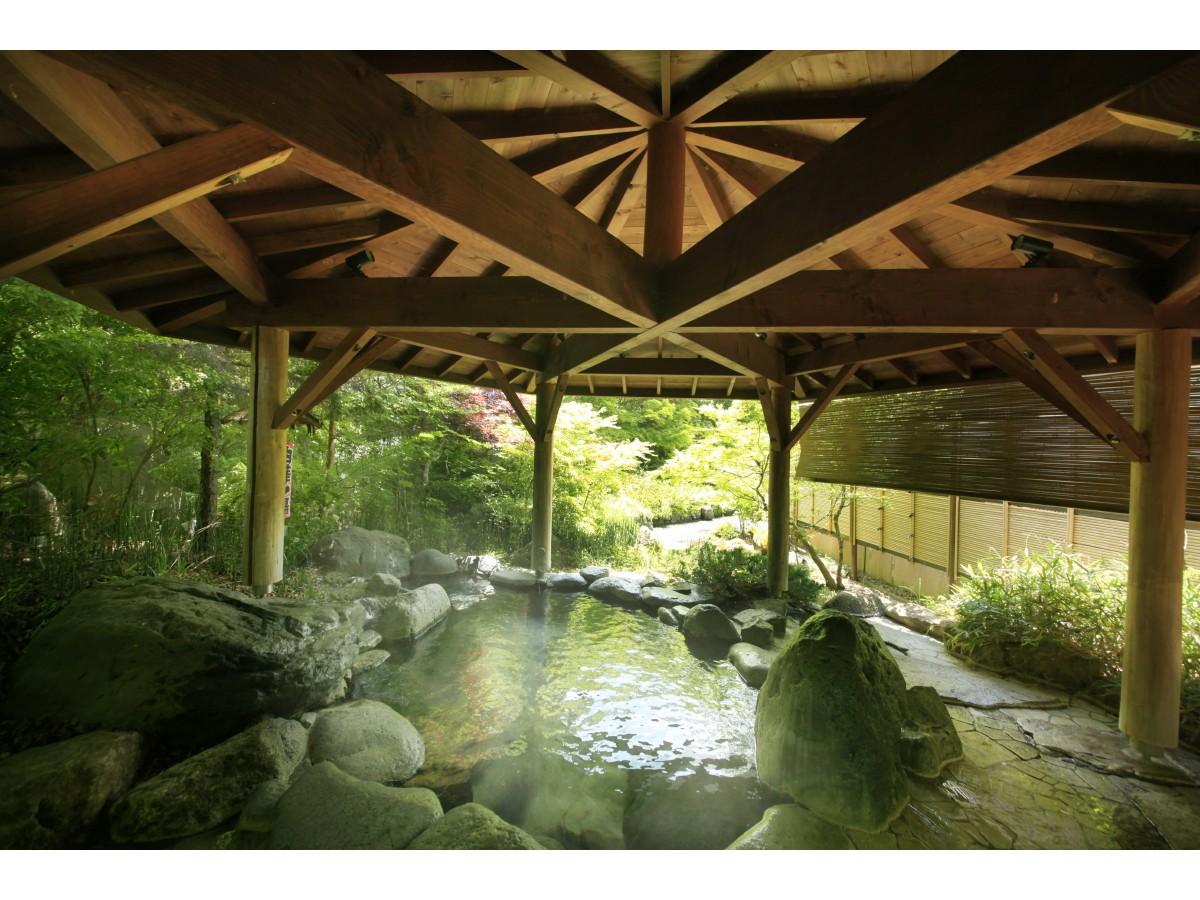 信州佐久 春日温泉 自然体感リゾートかすがの森 旧)かすが荘 関連画像 4枚目 楽天トラベル提供