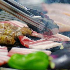 【BBQ】×【夏季限定】≪2食付≫!夕食は屋外専用施設でバーベキュー♪信州屈指の美肌の湯も◎