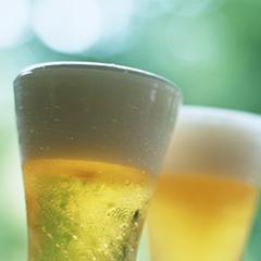 【飲み放題付プラン】お酒が好きな方に朗報です!ビールで乾杯★90分の飲み放題付プラン