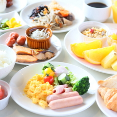 【受験生応援】朝食バイキング付◆7つの心づかい◆客室は環境配慮のコンパクト設計!